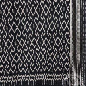 Tenun Tradisional Ikat Sekomandi - Tonoling Sapali' Marilotong (116cmx170cm)