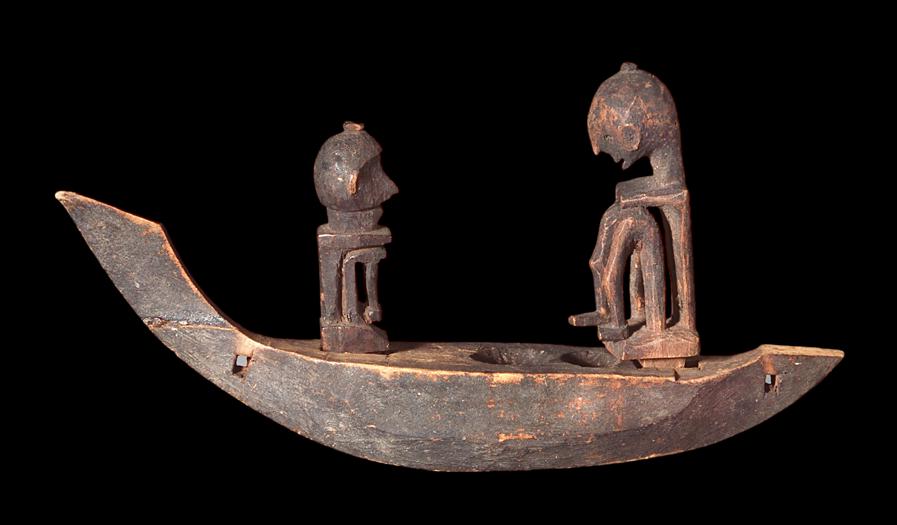 Wood Sculpture from Tanimbar