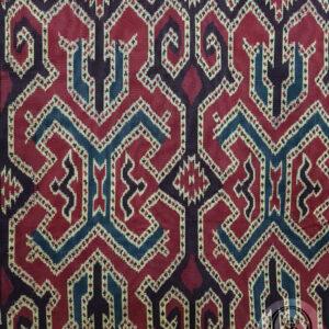 Traditional Ikat Sekomandi – Tobo Alang (153cmx200cm)