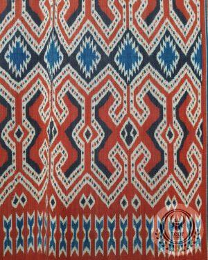 Traditional Ikat Sekomandi - Tossok Balekoan (107cmx150cm)