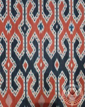 Traditional Ikat Sekomandi - Tossok Balekoan (130cmx190cm)