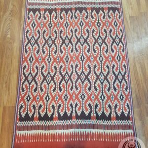 Traditional Ikat Sekomandi - Tossok Balekoan (97cm x 166cm)