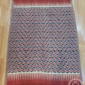 Traditional Ikat Sekomandi - Totandung (123cm x 180cm)