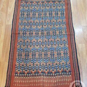 Traditional Ikat Sekomandi - Ulukarua Barinni (100cm x 176cm)