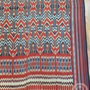 Traditional Ikat Sekomandi - Ulukarua Barinni (110cm x 176cm)