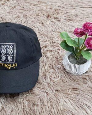 Toraja Embroidered Hat - Pa'Tedong