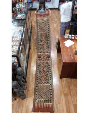 Traditional Ikat Sekomandi