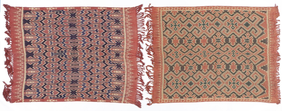 Toraja textiles for use in funeral rites